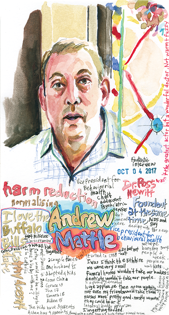 Andrew Mattle