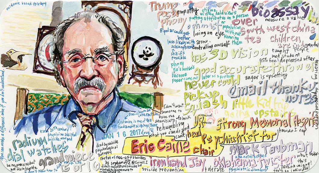Eric Caine