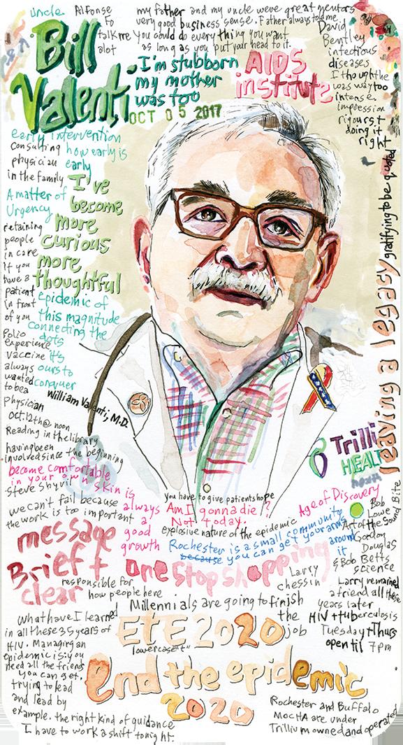 Dr. Bill Valenti