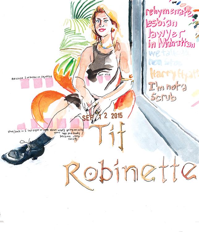Tif Robinette