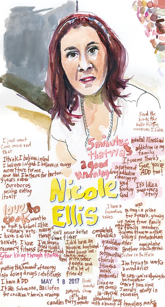 Nicole Ellis