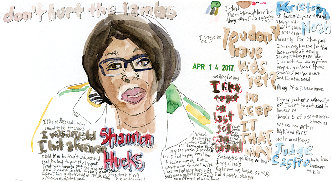 Shannon Hucks