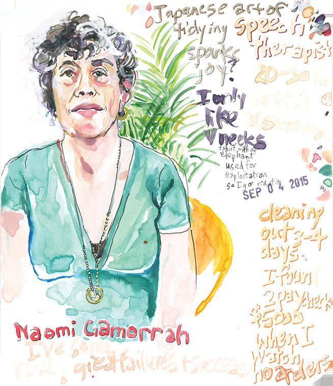 Naomi Gamorrah
