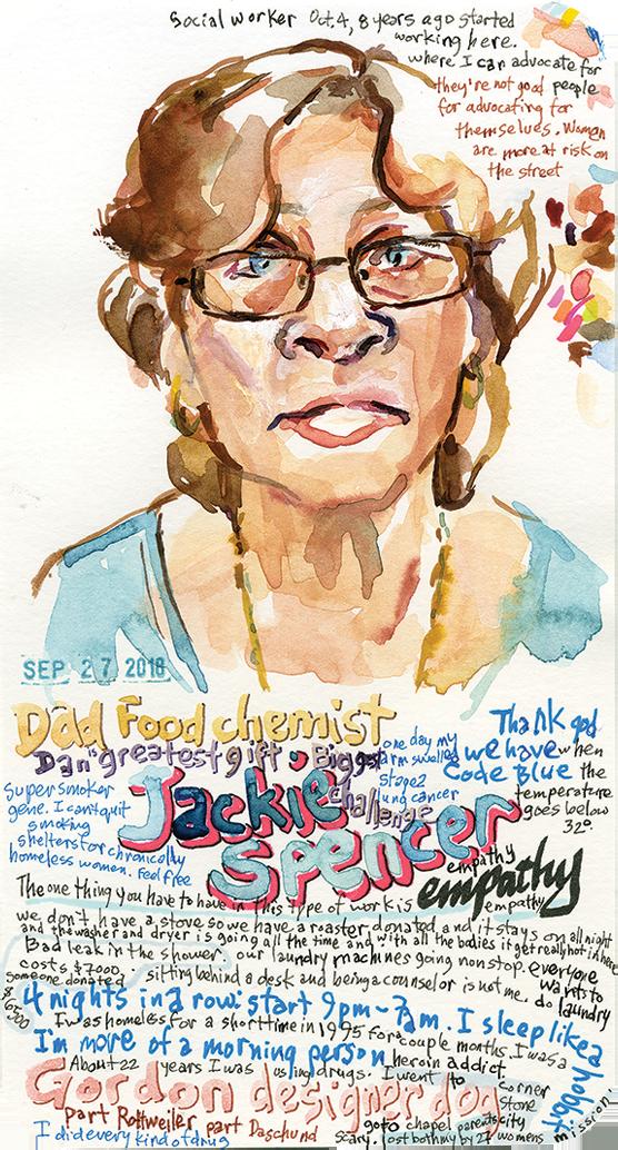 Jackie Spencer