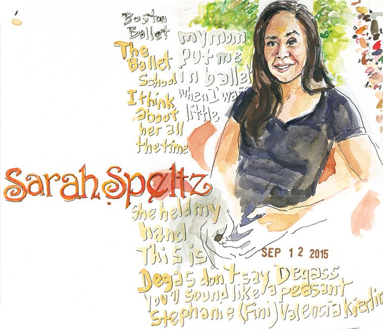 Sarah Speltz