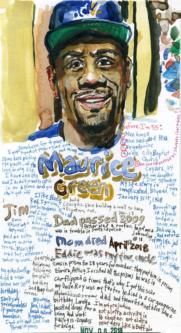 Maurice Green