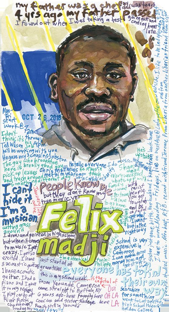 Felix Madji